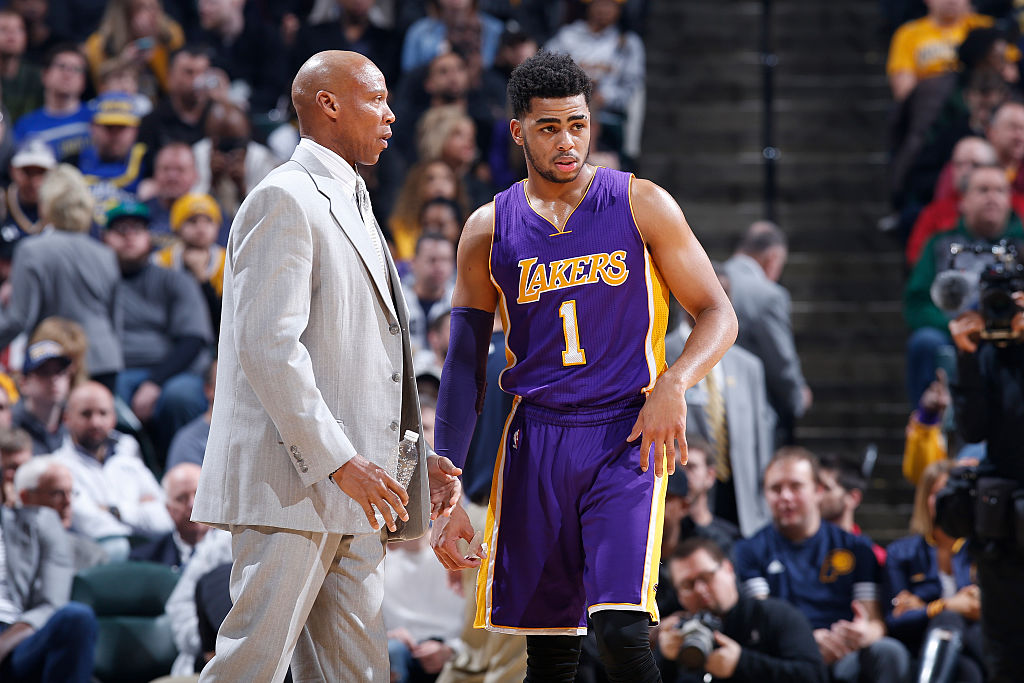 D'Angelo Russell is an NBA star now, and he got there despite hating former Lakers coach Byron Scott so much he went out of his way to avoid him.