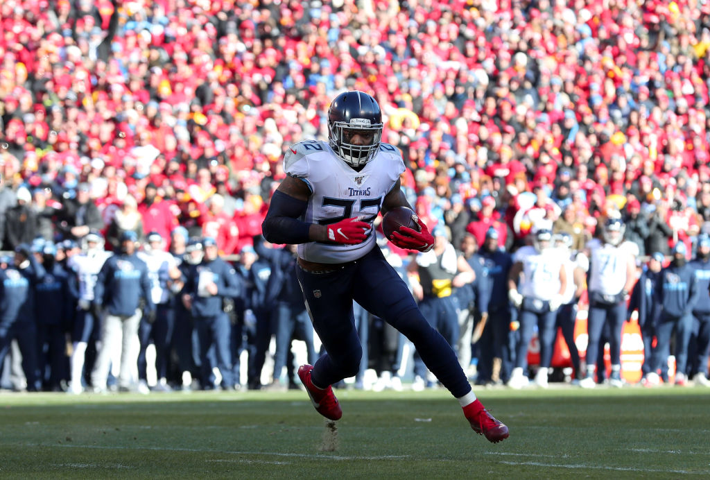 After a massive season, Tennessee Titans running back Derrick Henry is bound for free agency.