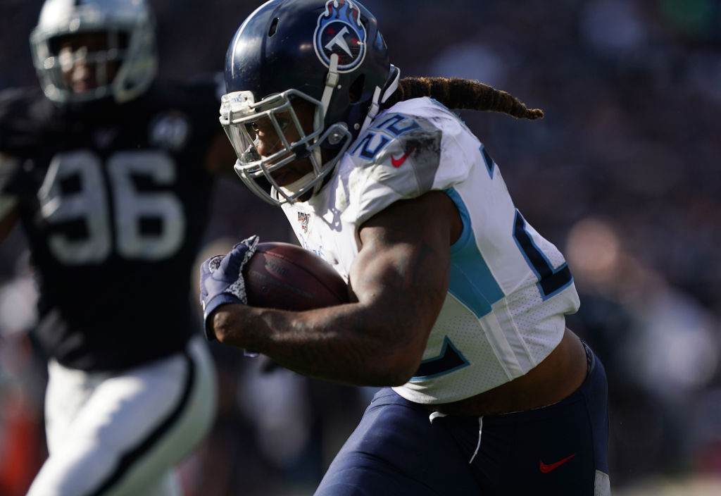 Bill Belichick knows that Derrick Henry can give his New England Patriots problems on Wild Card Weekend.