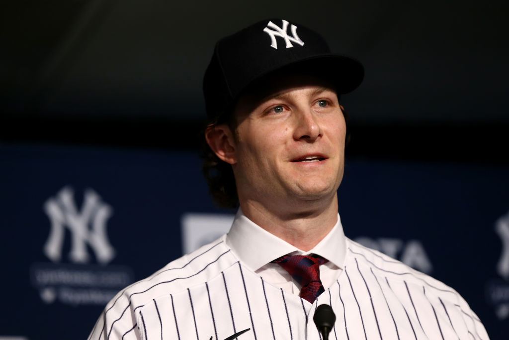 Two bottles of rare and delicious wine might have helped sway Gerrit Cole to sign with the Yankees over his other suitors.