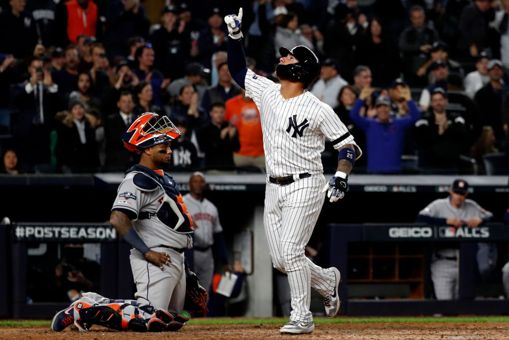 Yankees' star Gleyber Torres is still in the early stages of his career, but he could be the franchise's next Alex Rodriguez.