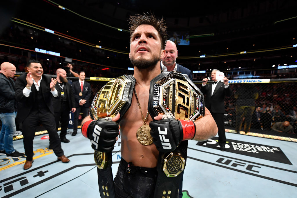 Henry Cejudo might not have the name recognition, but he might quietly be the best fighter in the UFC in any division.