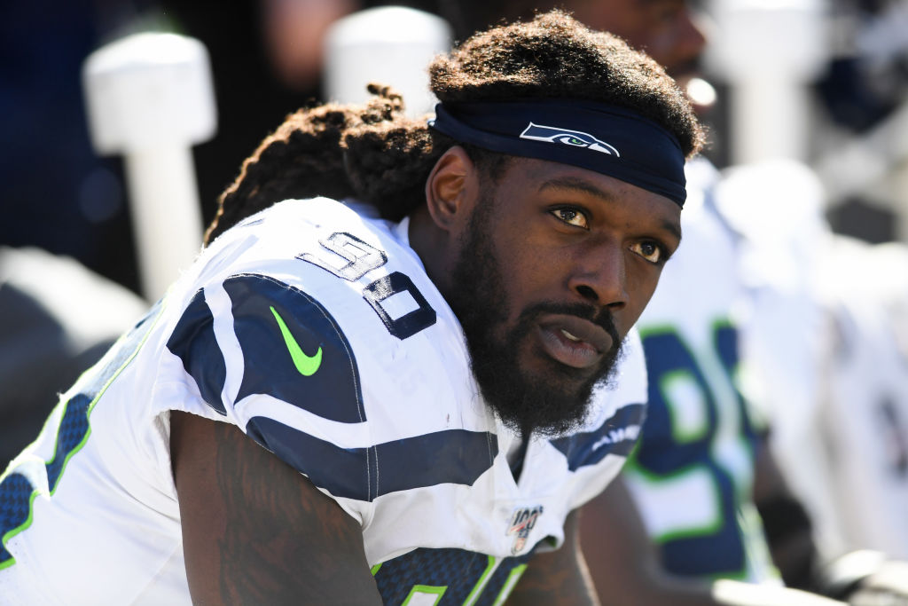 Seattle Seahawks defensive end Jadeveon Clowney wants to play for a contender next year.