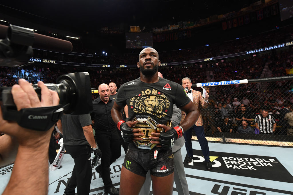 Jon Jones is considering moving up to be a UFC heavyweight, but is it the right move for him?