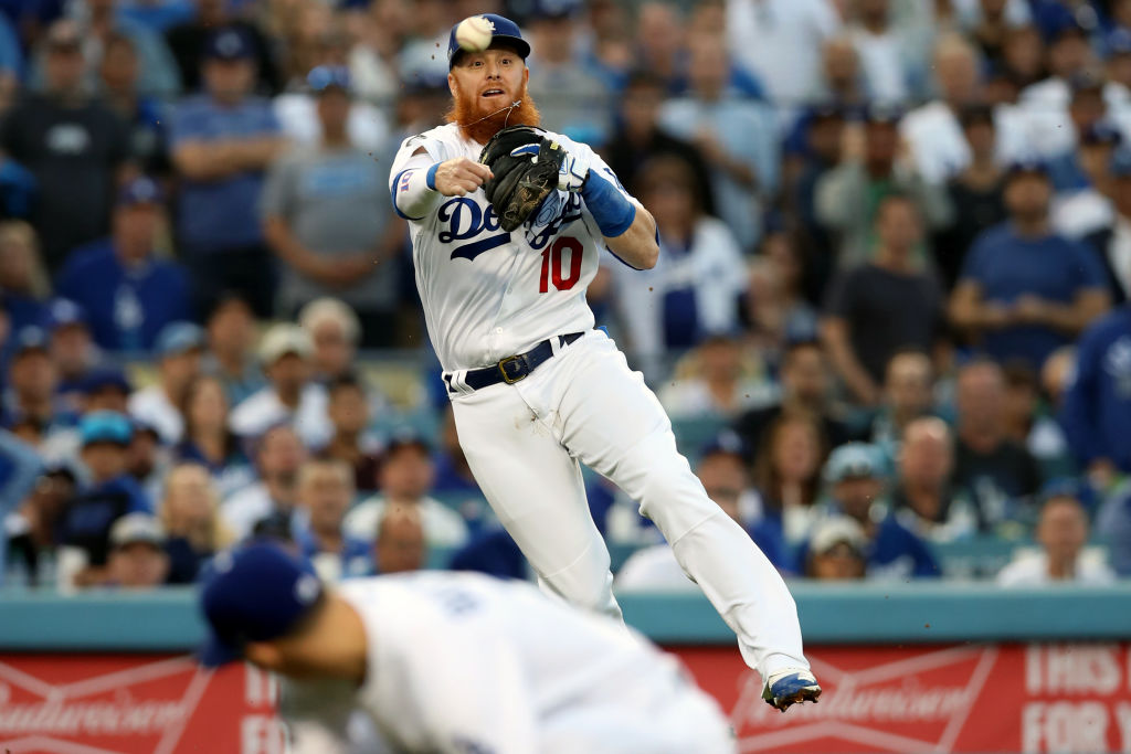 Los Angeles Dodger third baseman Justin Turner says another NL West title and deep playoff run just won't cut it in 2020.