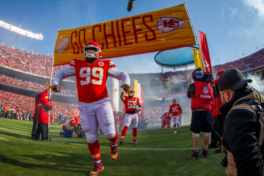 The Kansas City Chiefs defense is prepared for the San Francisco 49ers' offensive eye candy.