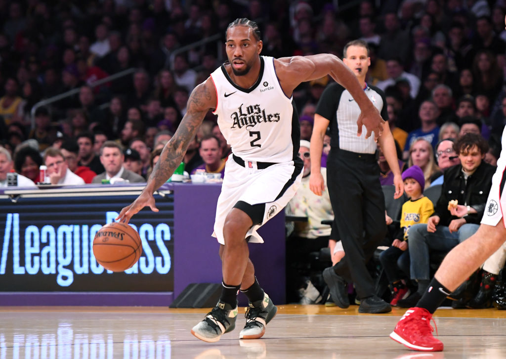 Kawhi Leonard will try to lead the Los Angeles Clippers to an NBA championship.