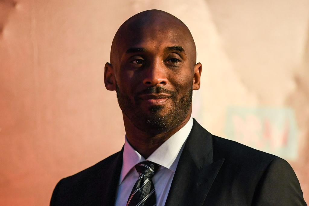 Former Lakers star guard Kobe Bryant