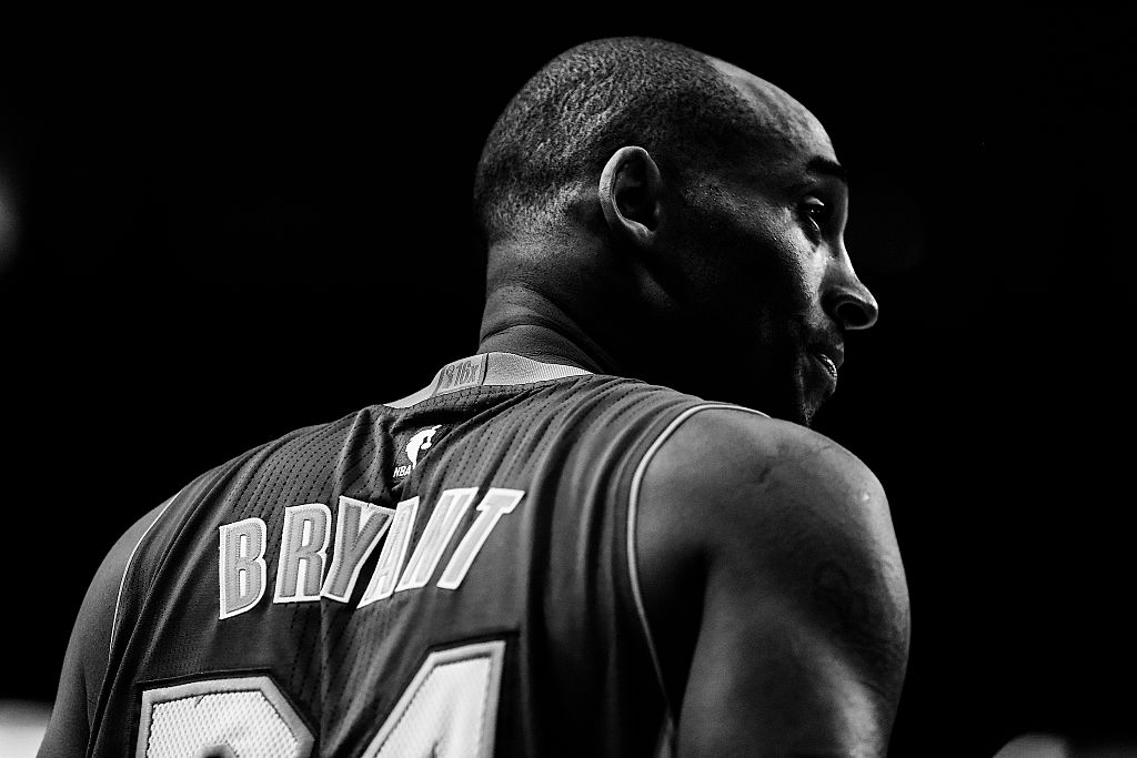 Former Lakers star Kobe Bryant