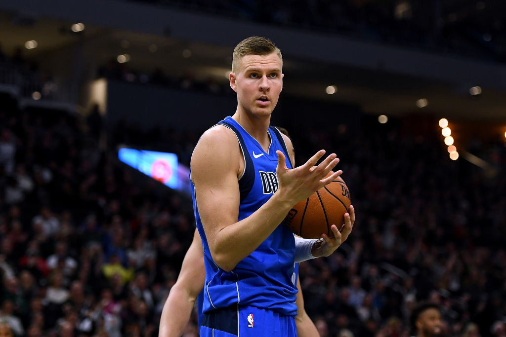 Why does Mavericks' start Kristaps Porzingis rarely post up? Let's ask head coach Rick Carlisle for the explanation.
