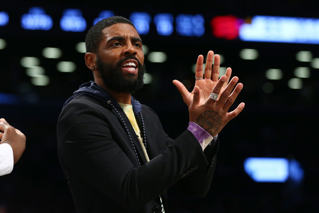 Brooklyn Nets guard Kyrie Irving may still need shoulder surgery after all.