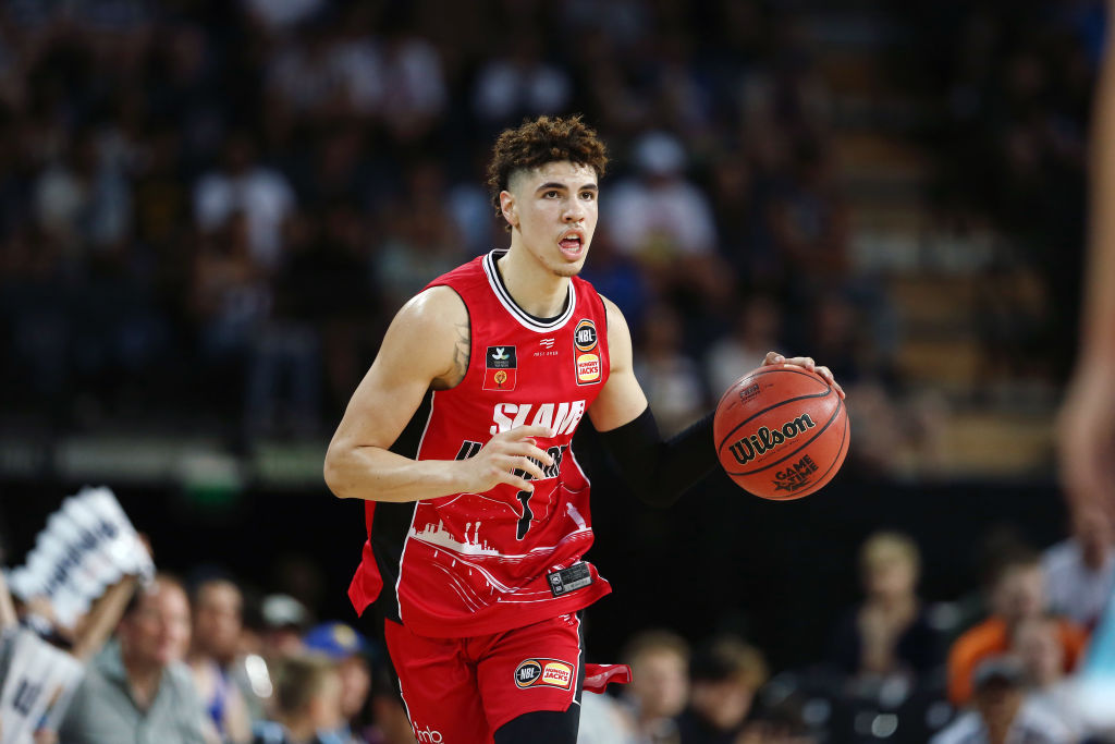LaMelo Ball could be the No. 1 pick in the 2020 NBA draft, and he might have a shoe contract in waiting that would be the envy of the NBA.