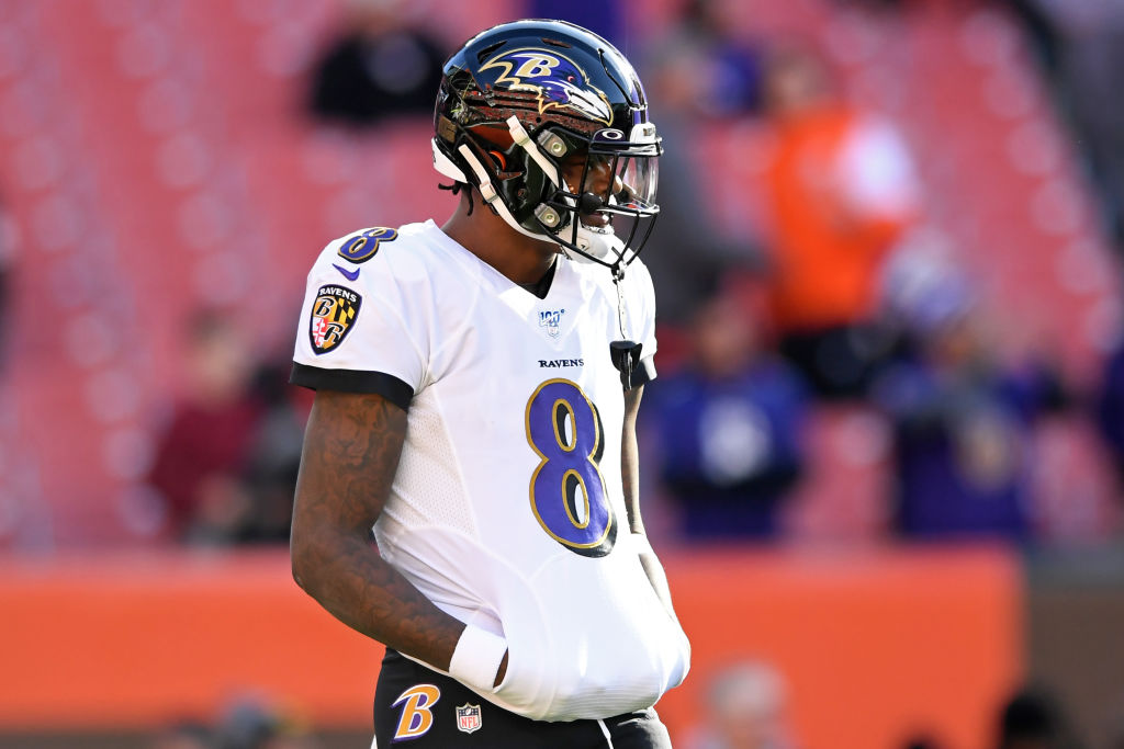 Lamar Jackson and the Ravens played well all season and earned a playoff bye, and it turned out they needed a week off in the worst way.