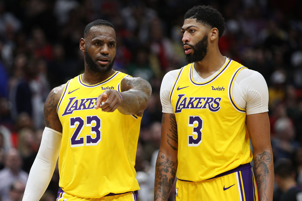LeBron James, Anthony Davis, and the Lakers are one of the best teams in the NBA in 2019-20 despite one obstacle that would hold back other teams.