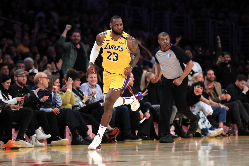 LeBron James and his Los Angeles Lakers will be hoping to win an NBA championship this season.