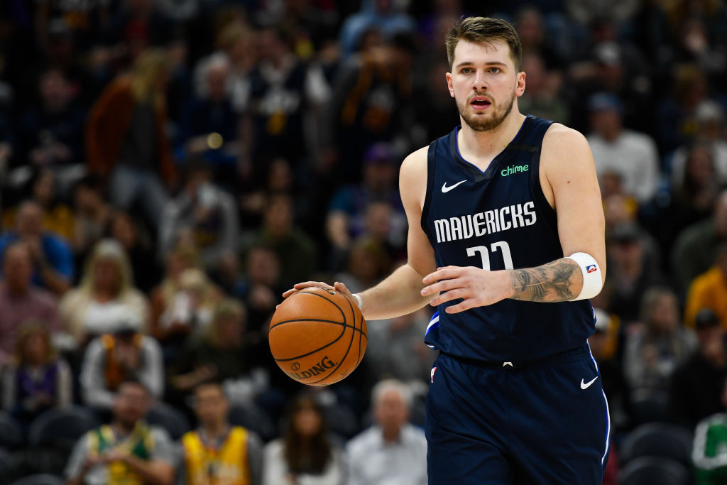Dallas Mavericks guard Luka Doncic recently unveiled his logo, taking another step towards NBA stardom.