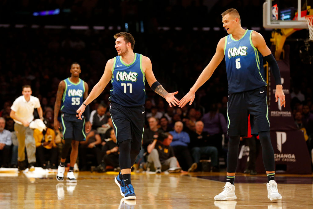 The Mavericks are in the hunt for NBA playoffs after a mini-drought, and drafting Luka Doncic was just one move that helped make them contenders again.