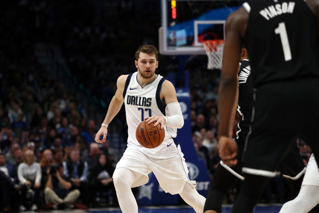 Luka Doncic has been setting countless NBA records with the Dallas Mavericks.