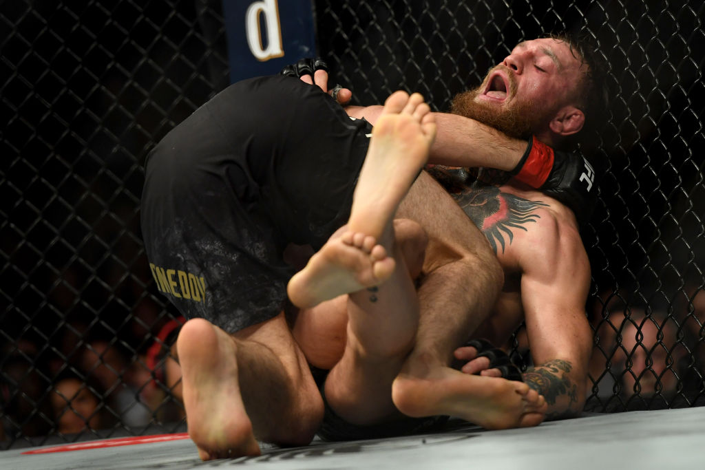 Mayhem ensued after the Conor McGregor-Khabib Nurmagomedov UFC fight, and McGregor's training partner Dillon Danis reveals what really happened.