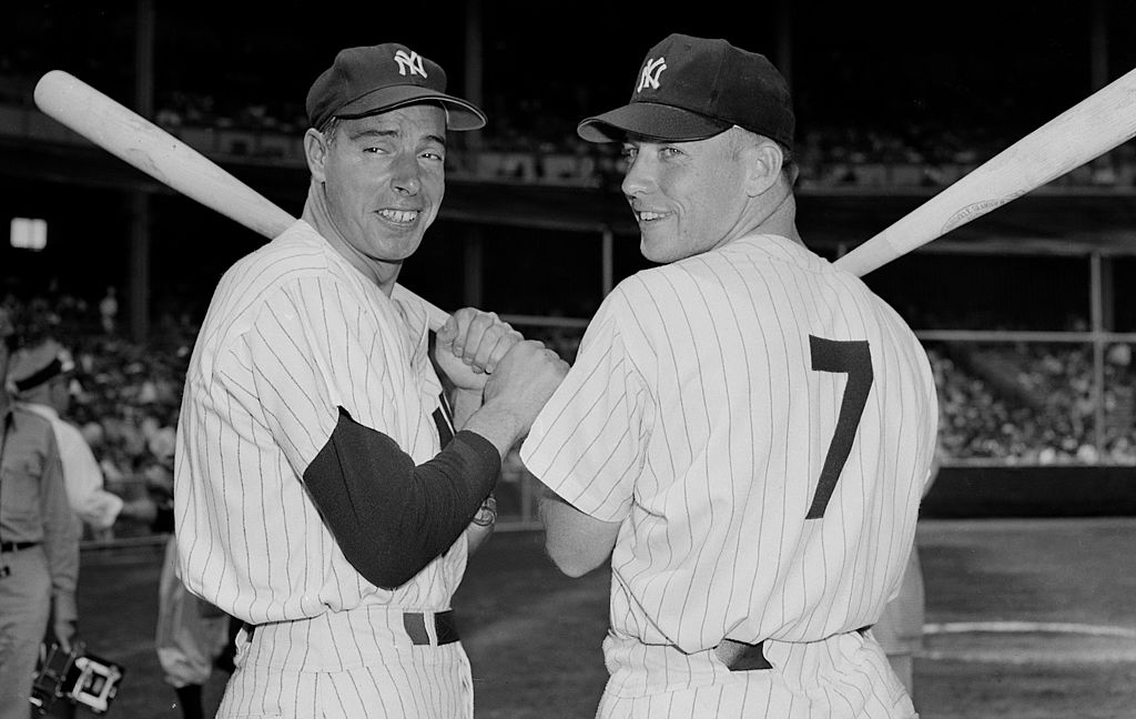 Mickey Mantle has his No. 7 Yankees jersey retired by the team, but he almost never wore that jersey number at all.