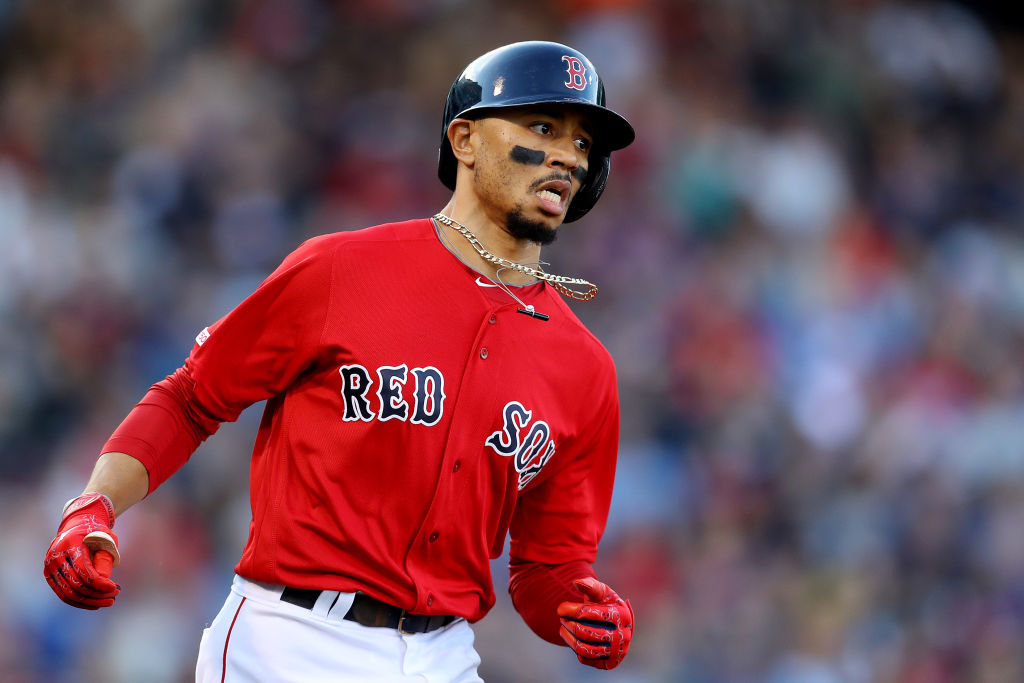 Whether or not the Red Sox win or lose, we're likely to hear Mookie Betts' name quite a bit during the 2020 season. Here's why.