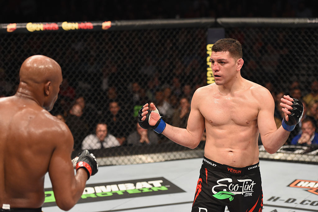 If Nick Diaz is going to return to the UFC, then he's going to have to prove his desire to UFC president Dana White.