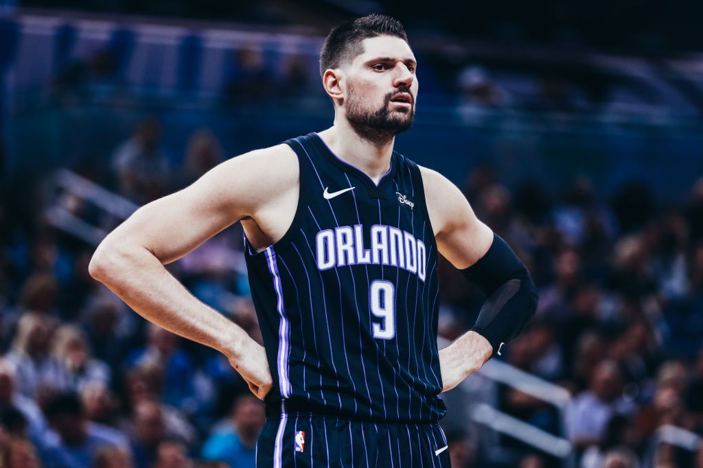 Nikola Vučević Has Been Trapped in Orlando for Too Long