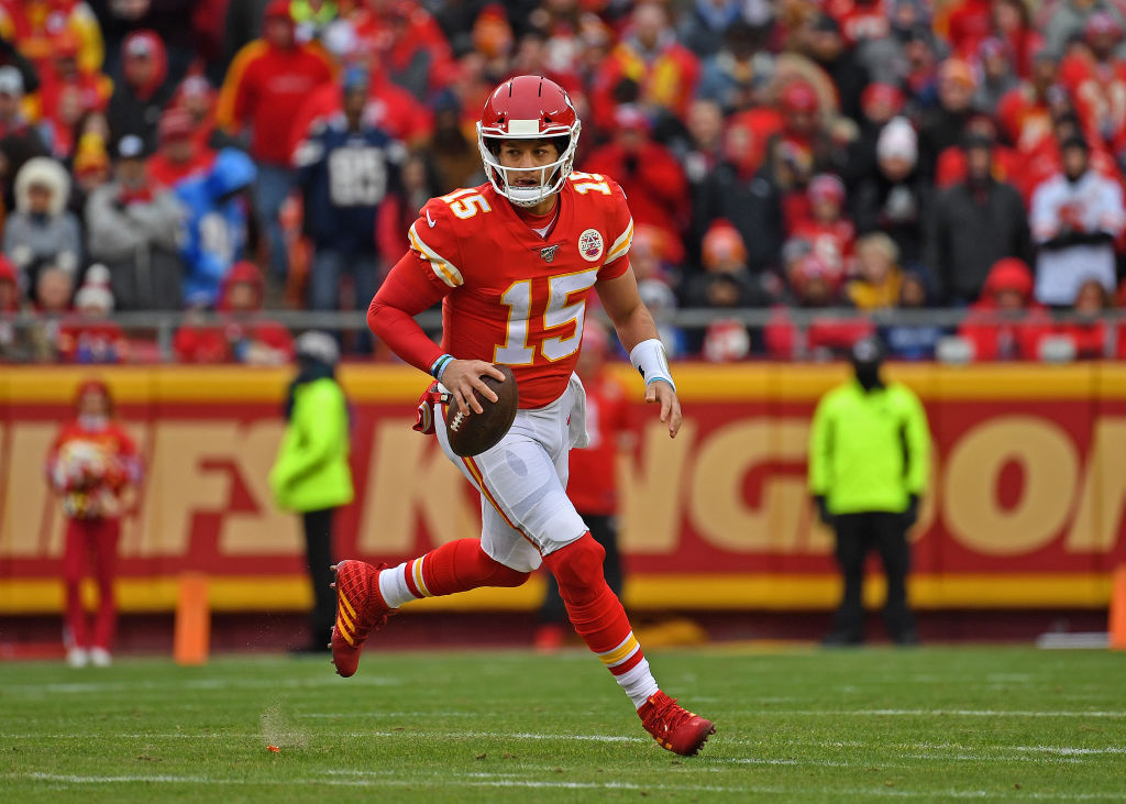 Patrick Mahomes and the Kansas City Chiefs are one of the NFL's top offenses.