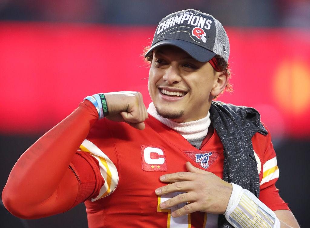 Kansas City Chiefs quarterback Patrick Mahomes may have broken the Madden Curse.