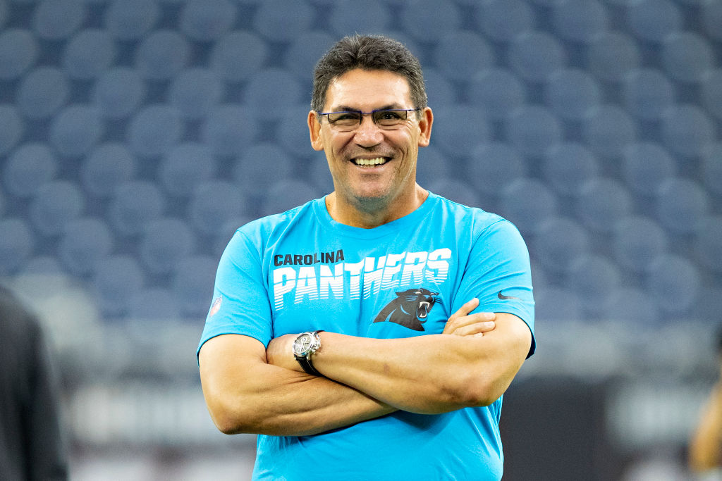 Head coach Ron Rivera reportedly removed a ping pong table from the Washington Redskins locker room.