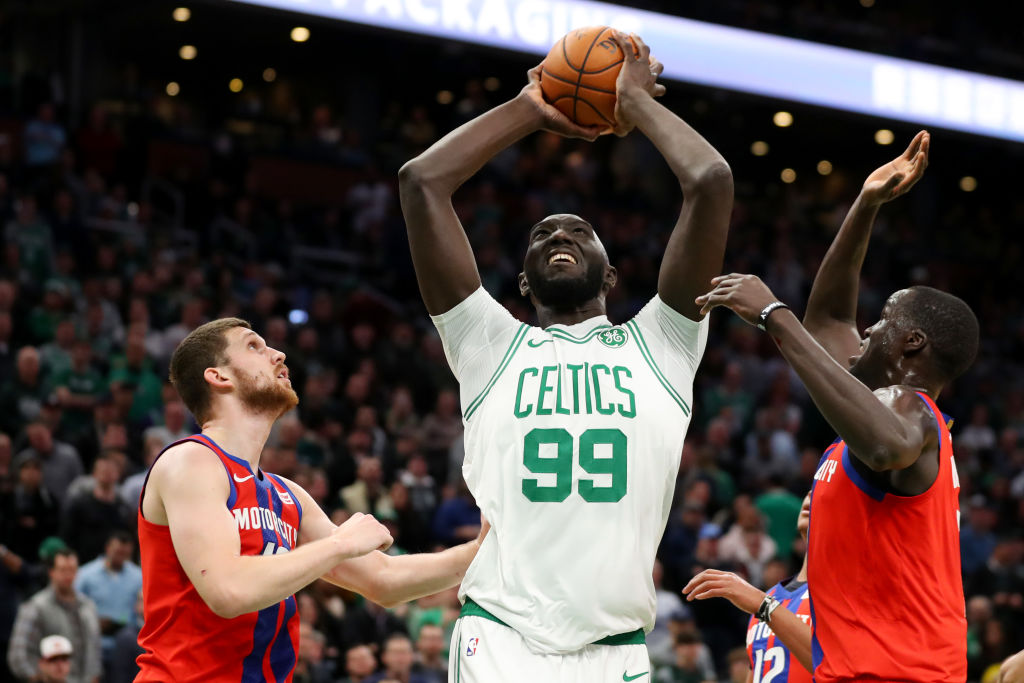 One person persuaded Brad Stevens to finally use Tacko Fall in an NBA game, but it wasn't anyone from the Celtics' front office.