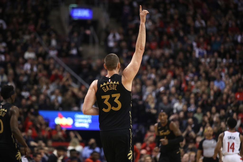 Could the Toronto Raptors trade Marc Gasol at the NBA trade deadline.