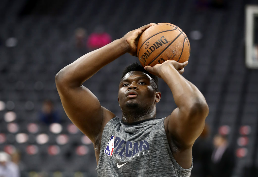 When will Zion Williamson return to action with the New Orleans Pelicans?