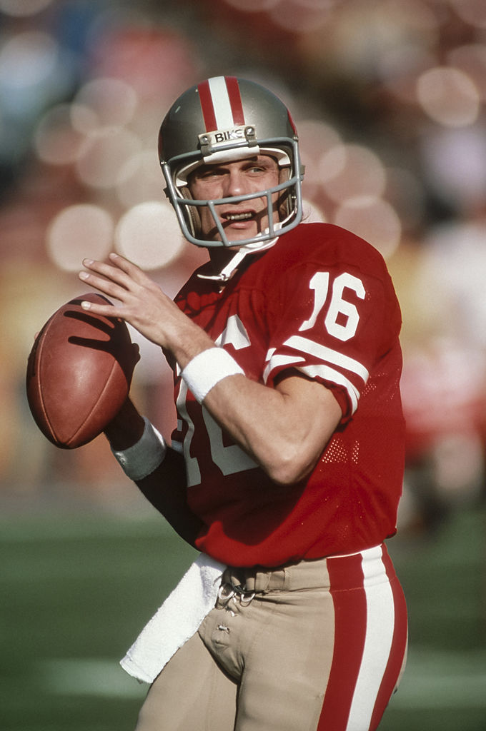 You Know Joe Montana, but Which Other QBs Played for Both the Chiefs and 49ers?