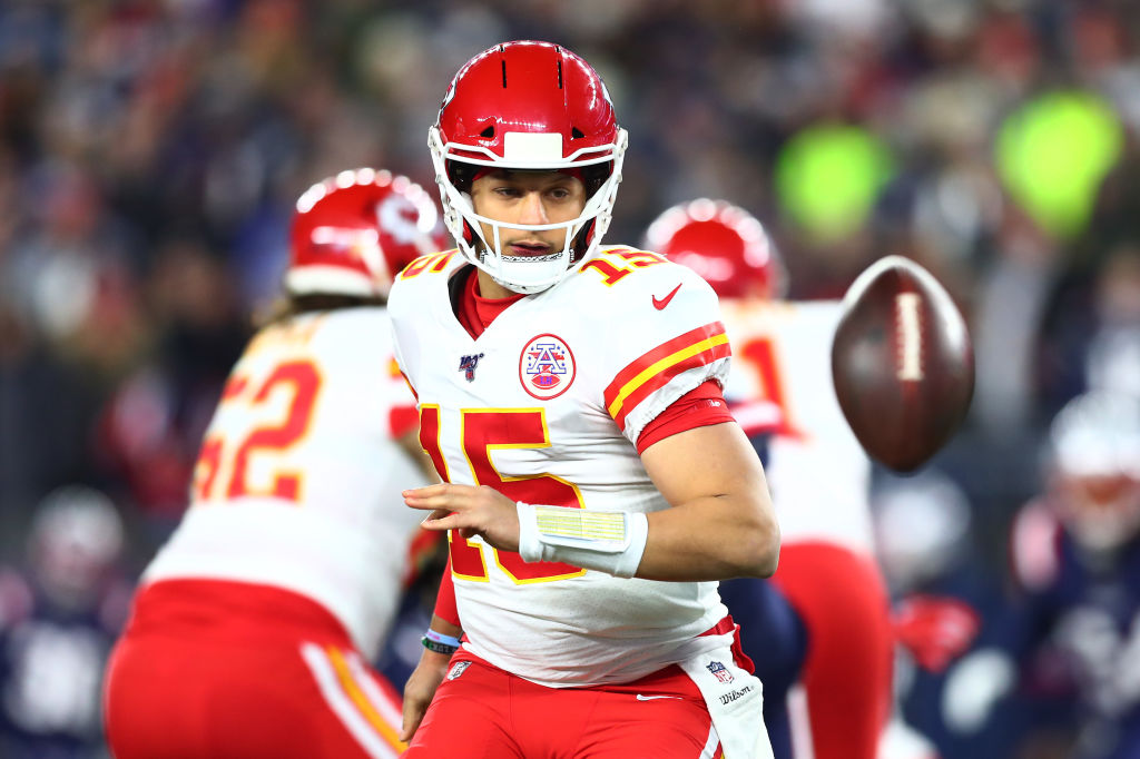 Patrick Mahomes' High School Coach Landed a Super Bowl Ticket From an Unexpected Source