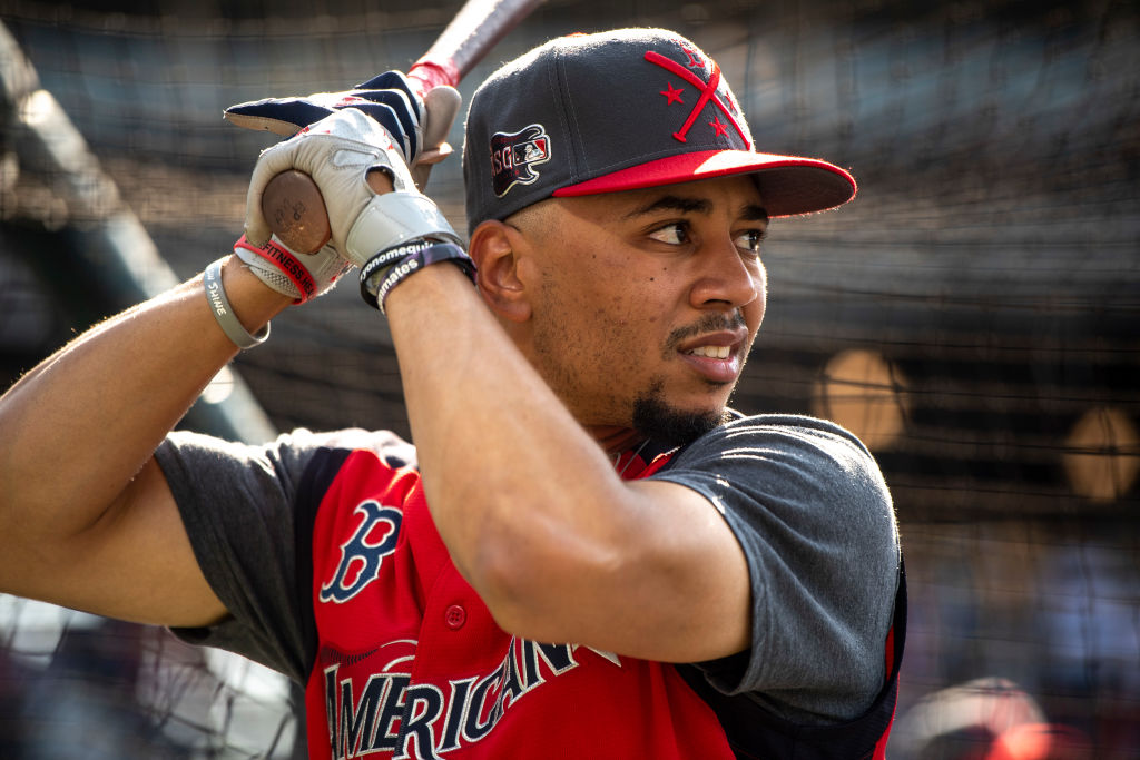 Mookie Betts Makes Too Much Sense for This 1 NL West Team