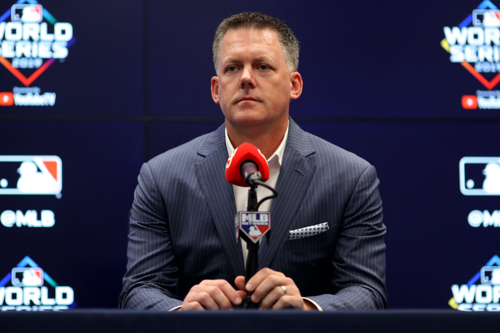 Former Houston Astros manager A.J. Hinch defended the team's talent in the midst of the cheating scandal surrounding the 2017 MLB season.