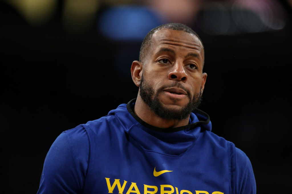 Grizzlies forward Andre Iguodala