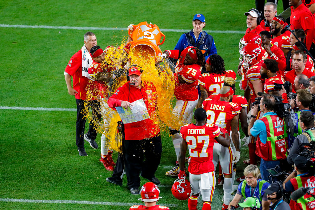 Andy Reid finally won a Super Bowl with the Kansas City Chiefs.