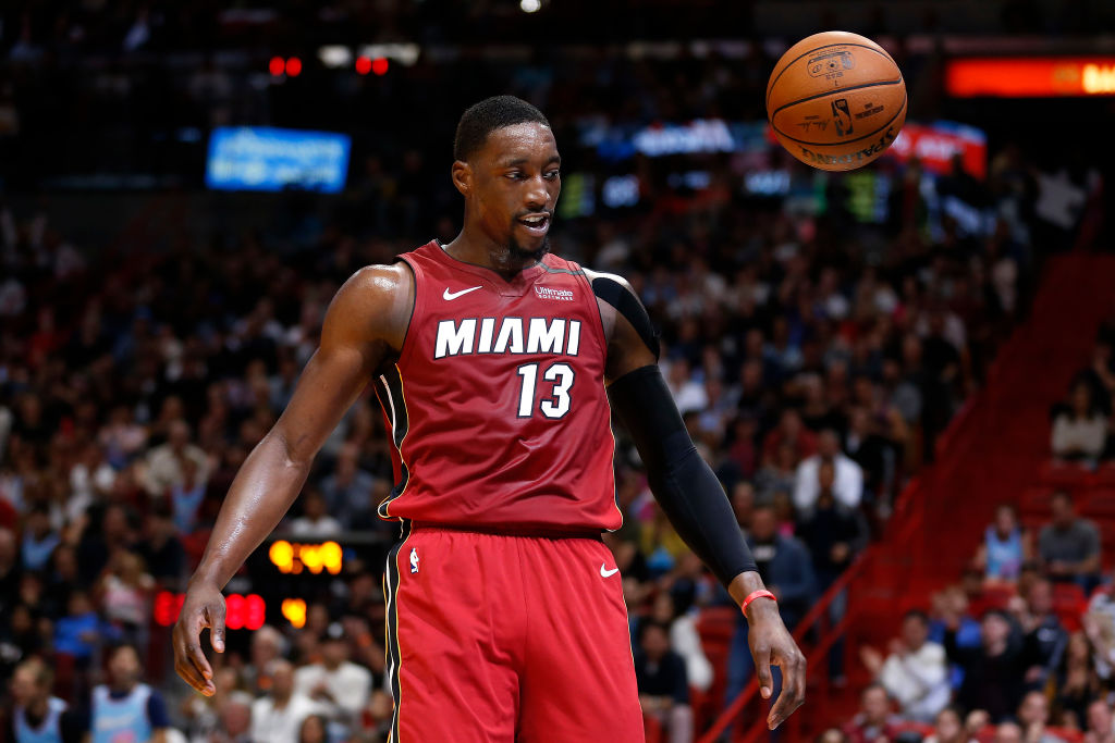 Bam Adebayo might not be a household name, but he could be the key to the Miami Heat's success this season.