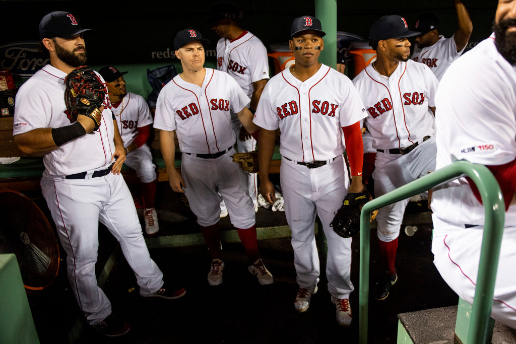 The Boston Red Sox should receive the punishment for stealing signs sooner rather than later.