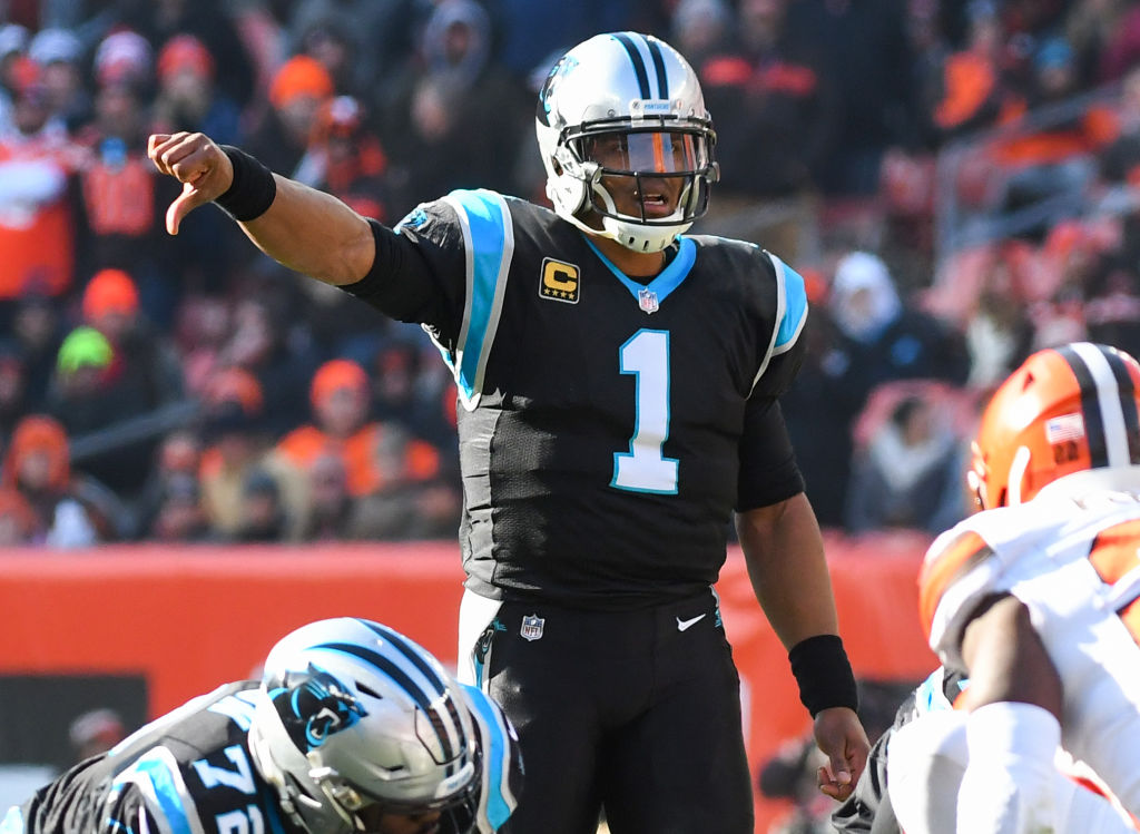 Panthers May Have Finally Decided on Cam Newton's Future
