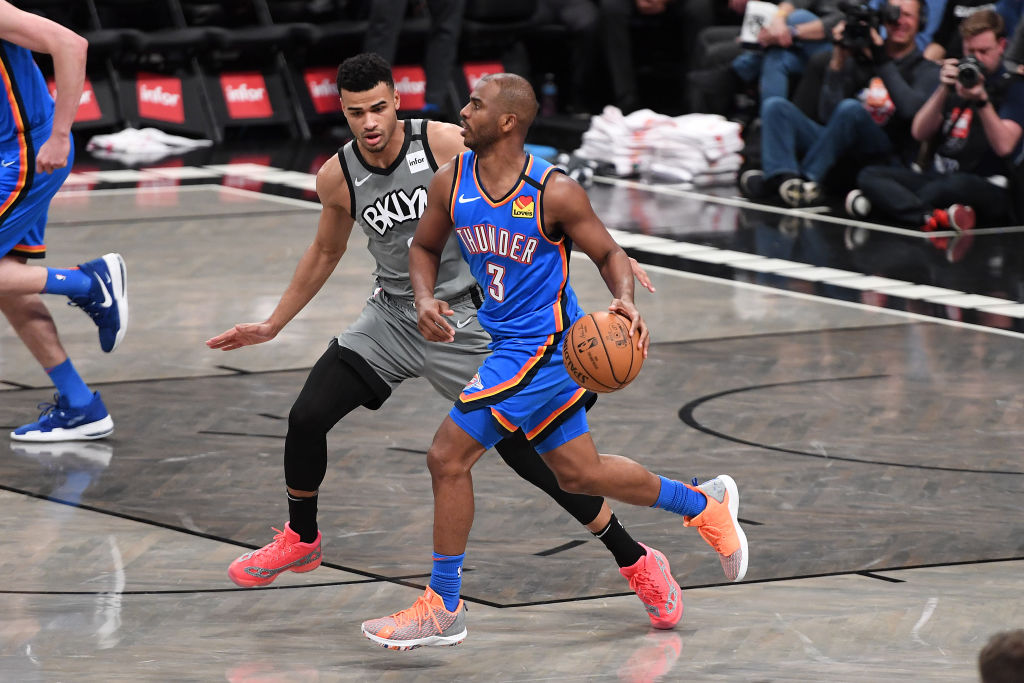 After struggling with injuries, a new diet has helped Chris Paul turn things around.