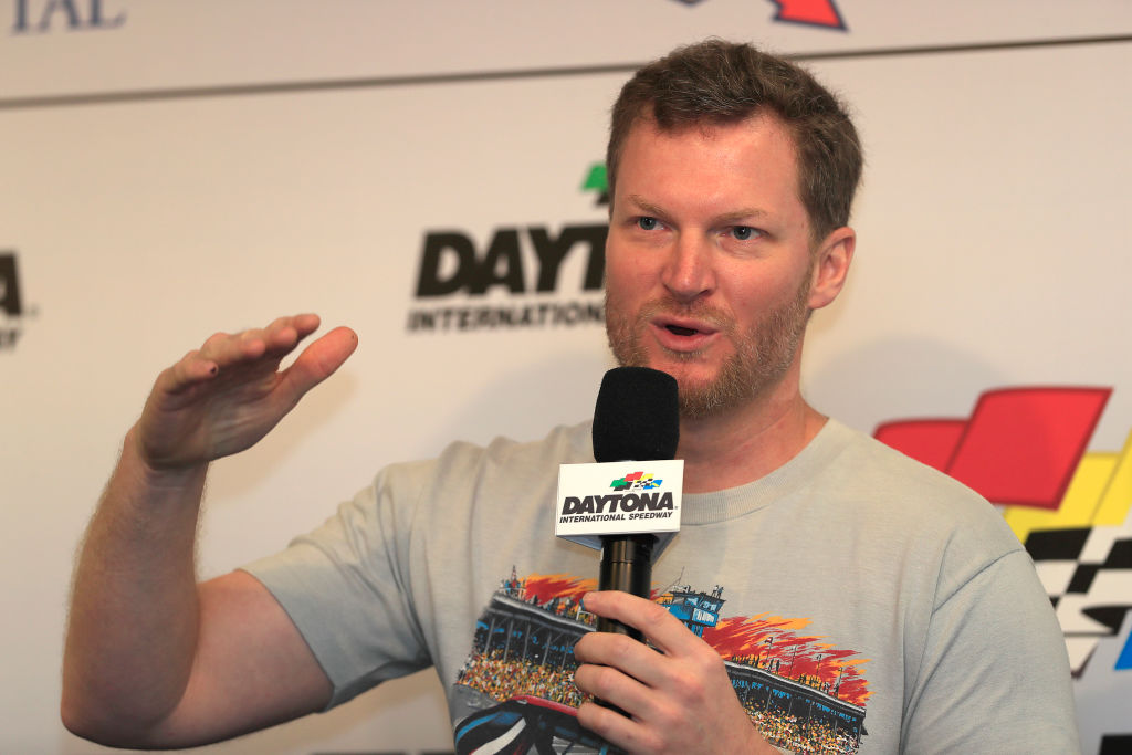 Why Is Dale Earnhardt Jr. Defending the Daytona 500 Winner?