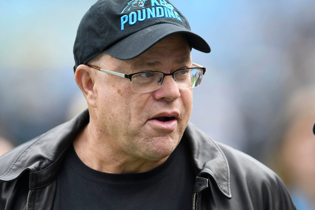 Panthers owner David Tepper