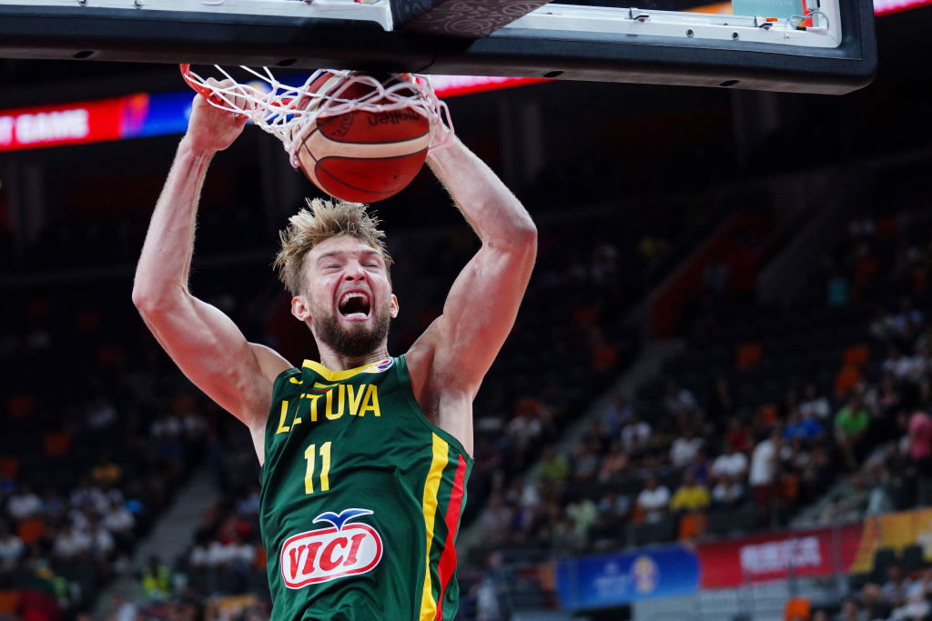 How does Lithuania produce basketball stars like Domantas Sabonis?