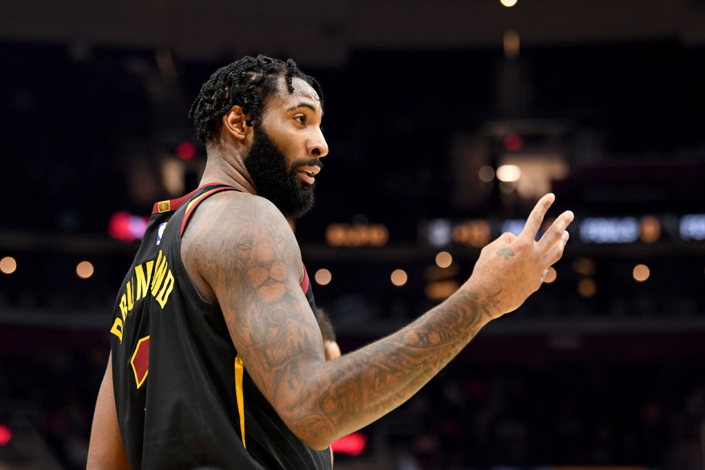 Longtime Detroit Pistons' star Andre Drummond didn't seem very happy about his trade to the Cleveland Cavaliers.