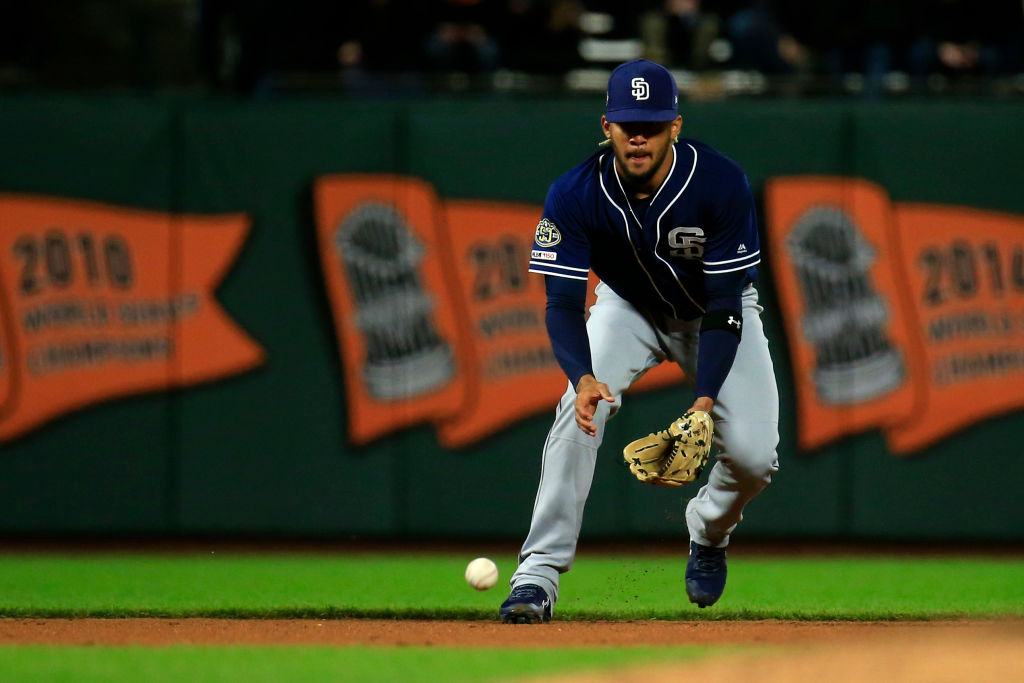 The Padres' Fernando Tatis Jr. is one of the most promising young players in baseball; is he also a terrible shortstop?