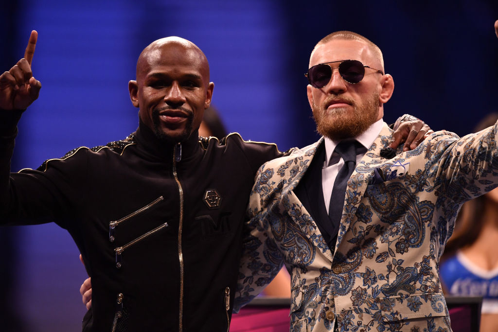 Floyd Mayweather, Conor McGregor Have Surprising Plans