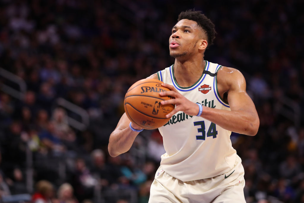 Giannis Antetokounmpo is humble, but he's one of the NBA best players.
